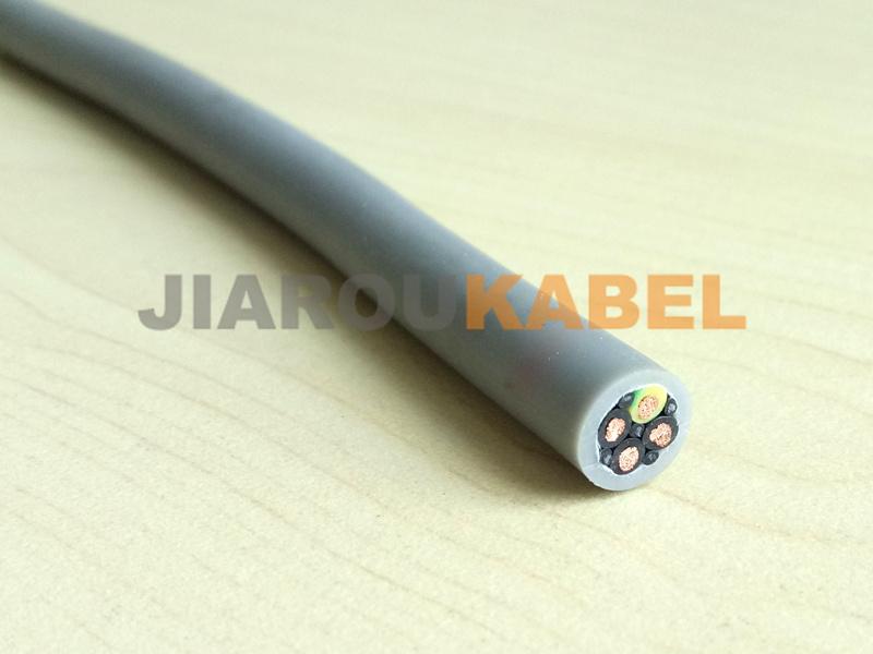 高柔性拖链电缆(屏蔽非屏蔽可定制)