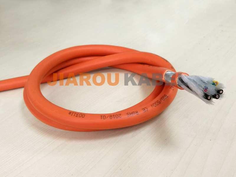 伺服电缆(动力+控制型)