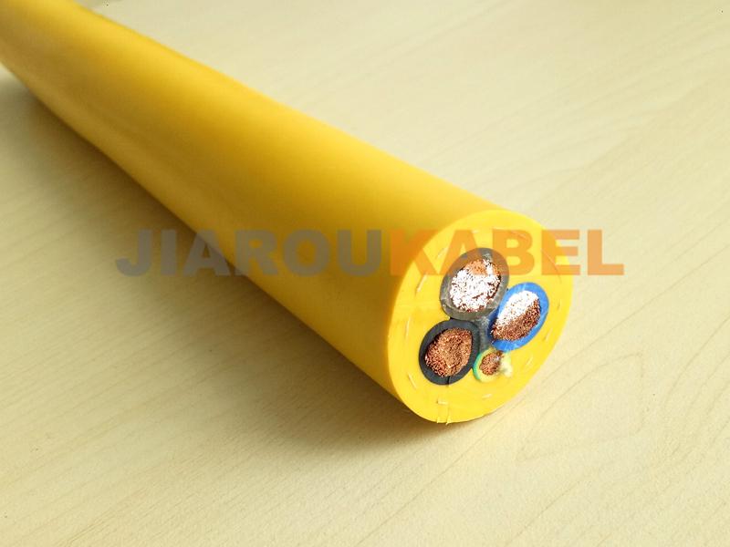 加强结构新型RVV-NBR卷筒电缆