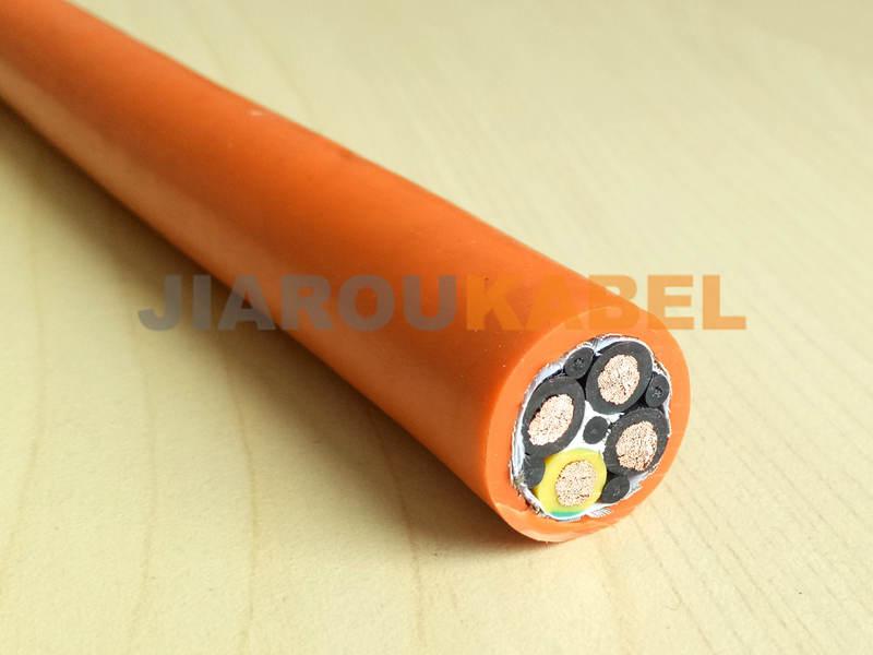 伺服电机电缆(动力型)