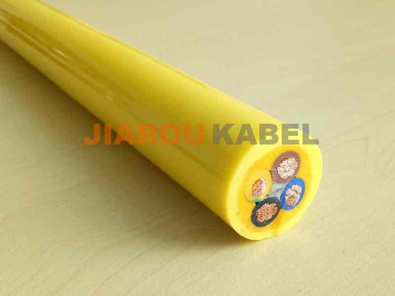 卷筒电缆(聚氨酯外护套)