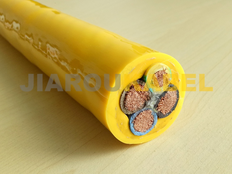 起重机卷筒电缆(聚氨酯护套)