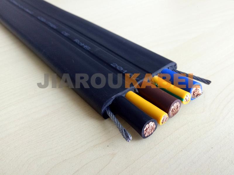 卷筒扁电缆(柔性抗拉)