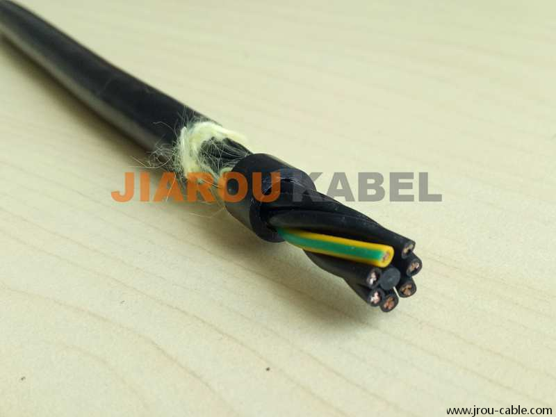 TPU防水抗拉电缆