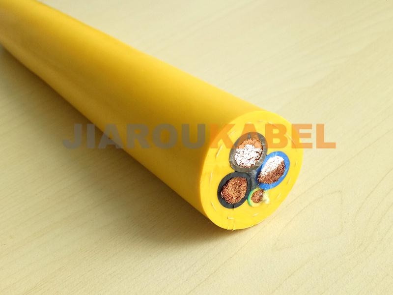 起重机卷筒电缆(丁腈护套)