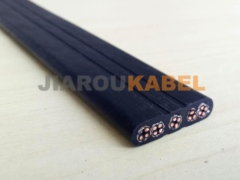 拖链扁电缆