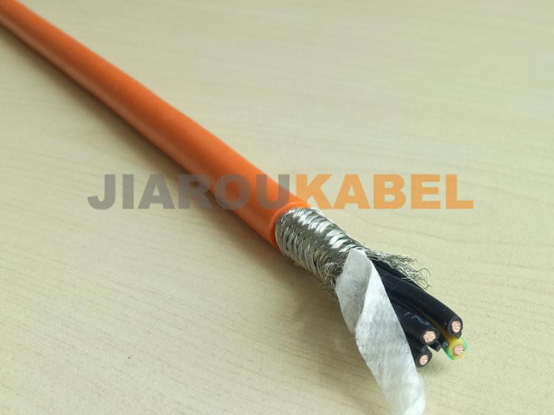 伺服电缆(动力型)
