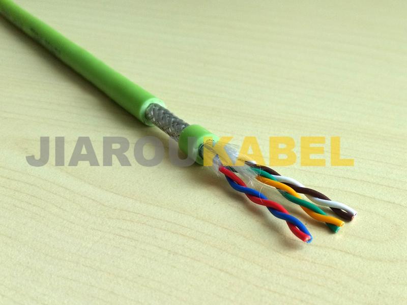 编码器电缆(单层屏蔽)