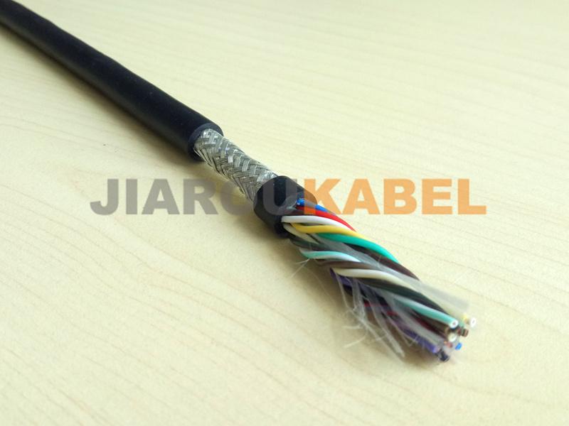 TRVVP屏蔽拖链电缆